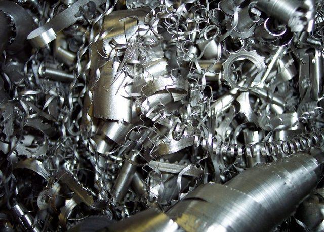 Как подготовить металлолом к сдаче?