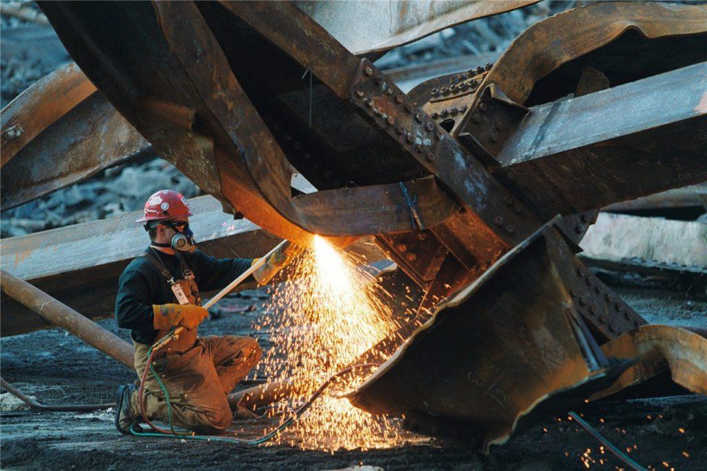Особливості демонтажу металоконструкцій